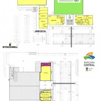 Plan of Bargara Central