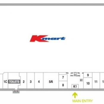 Plan of Campbellfield Plaza