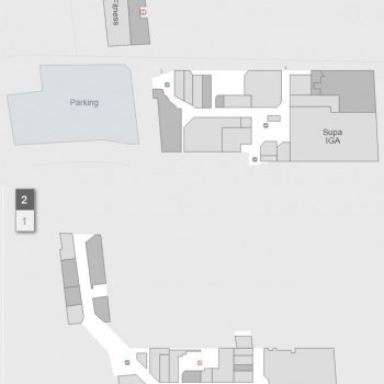 Plan of Castle Mall Shopping Centre