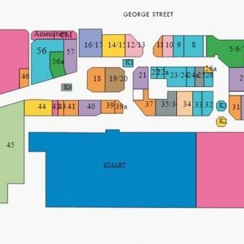 Plan of Deepwater Plaza