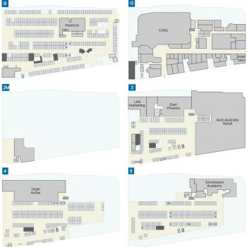 Plan of East Village