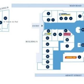 Plan of Edgeworth Town Square