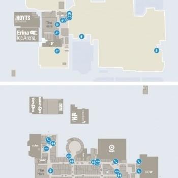 Plan of Erina Fair