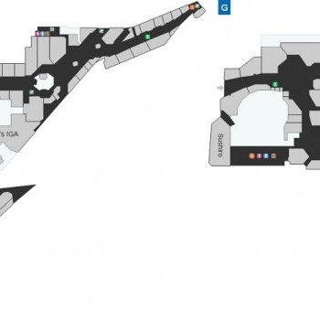 Plan of Greenwood Plaza