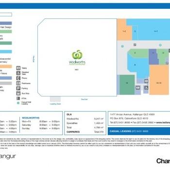 Plan of Kallangur Fair