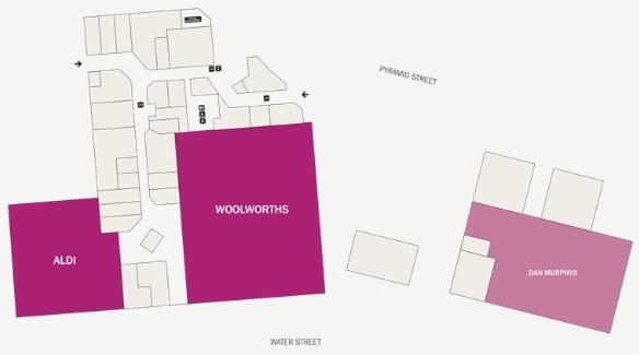 4543bf619c Absolute Eyecare Optometrist in Lennox Village - store location plan