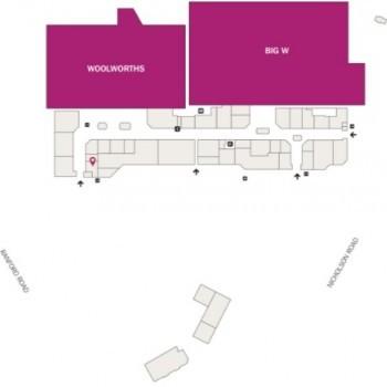 Plan of Livingston Marketplace