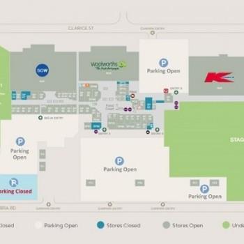 Plan of Mandurah Forum
