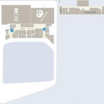 Plan of Menai Marketplace