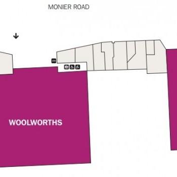 Plan of Monier Village