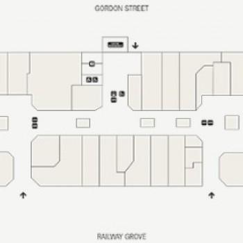 Plan of Mornington Central