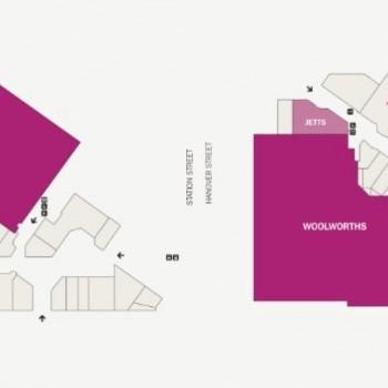 Plan of Oakleigh Central