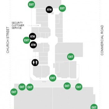 Plan of  Port Adelaide Plaza