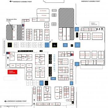 Plan of Preston Market