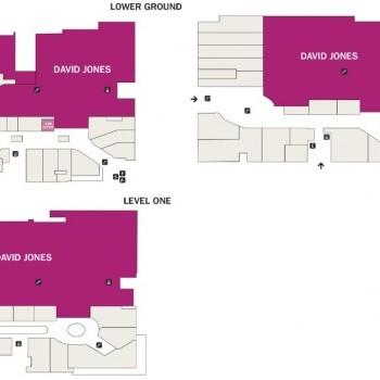 Plan of Queens Plaza