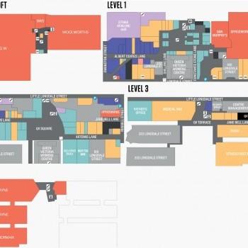 Plan of QV - Queen Victoria Village