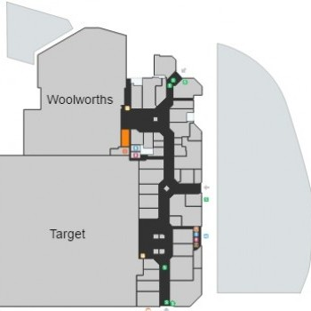 Plan of St Marys Village Shopping Centre
