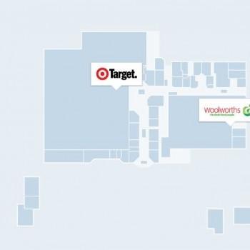 Plan of Stockland Bull Creek Shopping Centre
