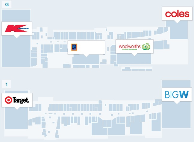 Stockland Merrylands Merrylands New South Wales Store