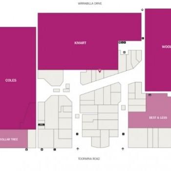 Plan of Toorimina Gardens