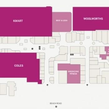 Plan of Warwick Grove