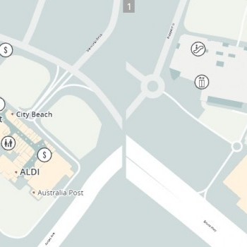 Plan of Westfield North Lakes