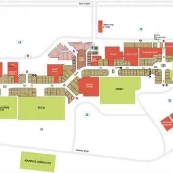 Plan of Woodgrove Shopping Centre